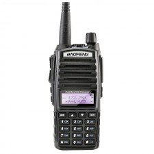 Statie Radio Profesionala Baofeng UV-82 BF Dual Band, Transceiver, 128 canale