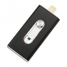 Unitate flash de stocare 32 GB MediaTek, Mini memorie USB Flash Drive Stick pentru iOS iPhone / iPad / Mac / Android / PC OTG Pendrive