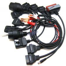 Set cabluri adaptoare autoturisme AutoCom / Delphi