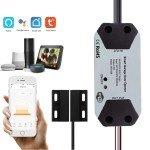 Kit control usa garaj WiFi Smart TarTek, control de la distanta de pe mobil