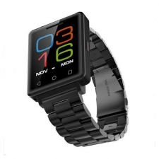 Ceas smartwatch MediaTek™  G7-ritm cardiac-cartela SIM-1.54 inch HD touchscreen, Black Edition