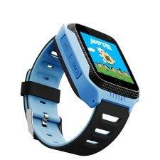 Smartwatch copii MediaTek™ Q528 Albastru, lanterna, cu functie telefon