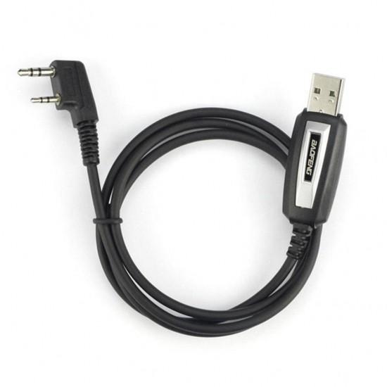 Cablu date Baofeng pentru programare statii Baofeng, Puxing, Kenwood, Wouxun