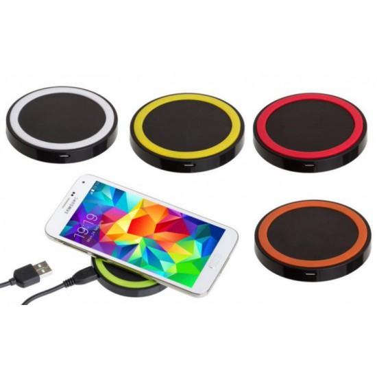 Incarcator wireless rapid universal pentru smartphone/smartwatch