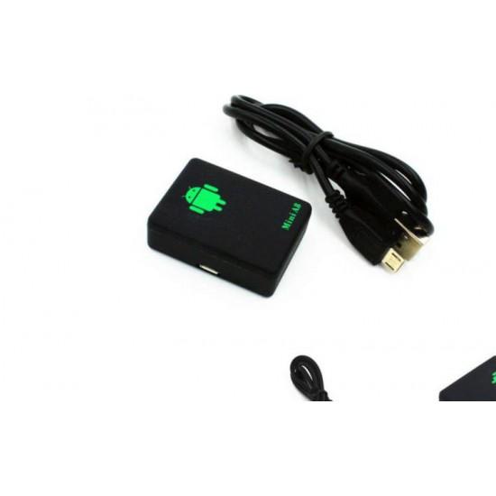 Microfon spion de ascultare A8