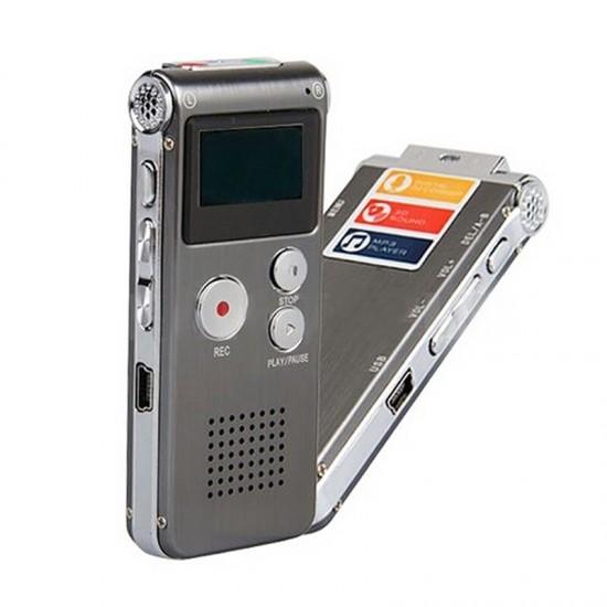 Mini Reportofon profesional, memorie 16GB