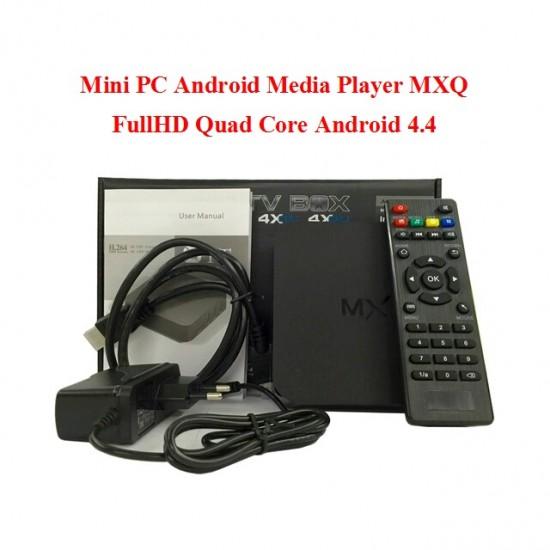 Mini PC Android Media Player MXQ FullHD Quad Core Android 4.4