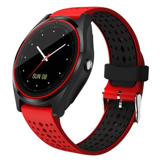 Ceas SmartWatch TarTek™ V9 - Red Edition