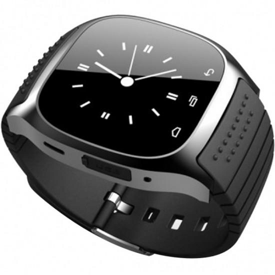 SmartwatchTarTek™ M26, Negru