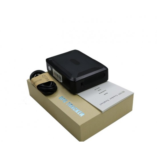 Dispozitiv de urmarire si localizare in timp real TarTek GPS TK920, 4G, platforma de monitorizare gratuita, fara abonament, aplicatie Android si IOS, autonomie pana la 6 luni