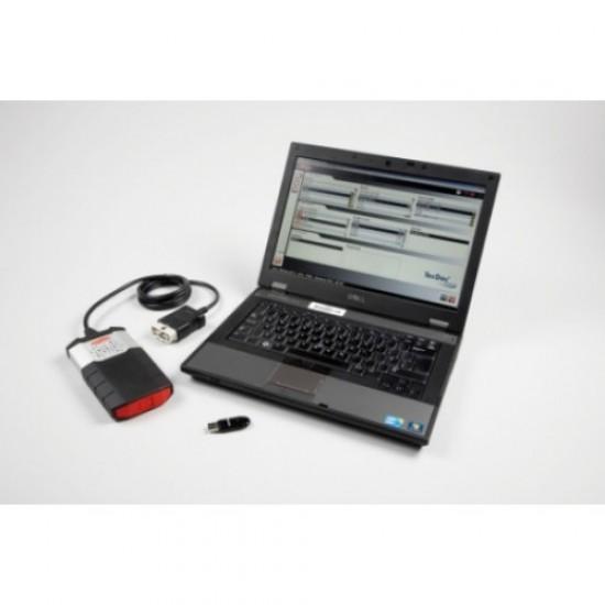 Interfata pentru diagnoza SERVICE Multimarca DS150e