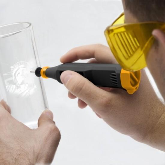 Creion de gravura