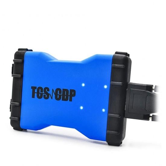 Interfata diagnoza auto profesionala TCS-CDP PRO+, turisme si camioane