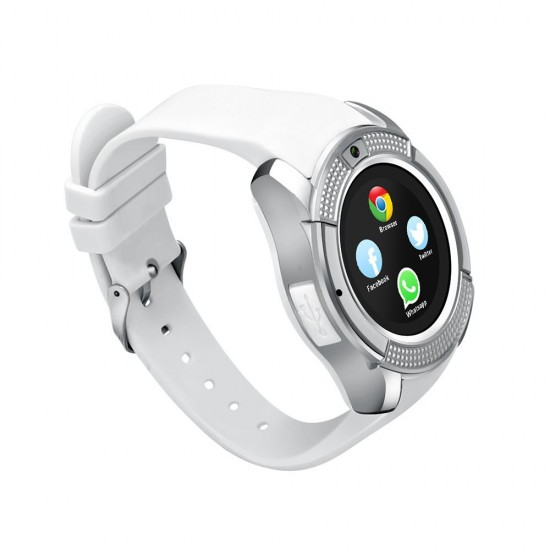 Ceas Smartwatch TarTek™ V8 Alb