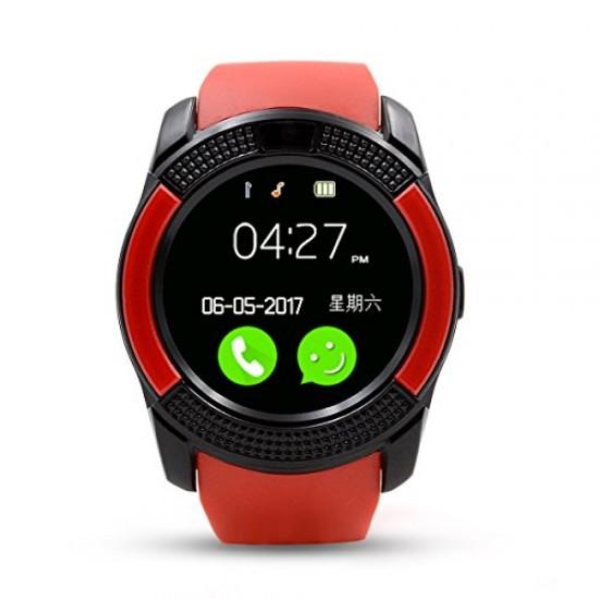 Ceas Smartwatch TarTek™ V8 Rosu
