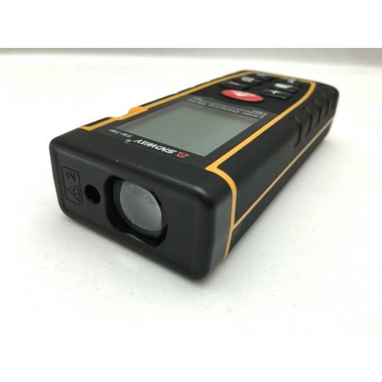 Telemetru laser profesional 40m