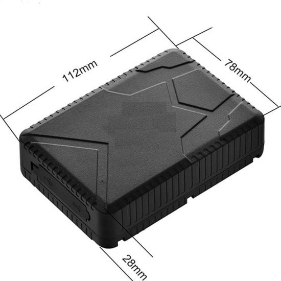 Dispozitiv localizare GPS traker, GTSTAR GT913, in timp real, alarma miscare, perimetru, viteza, soc